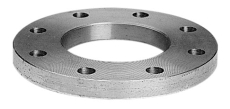 139,7 mm Stålflange plan EN1092-1 type 01 PN6