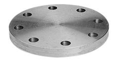 DN 250 Blindflange EN1092-1 type 05 PN6
