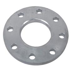 139,7 mm Galvaniseret løsflange EN1092-1 PN10-16