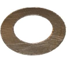50 x 22 x 2,0 mm Højtrykspakning