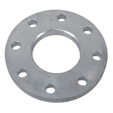 323,9 mm Løsflange galvaniseret DIN2642 PN10