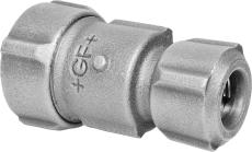 "3/4""X32 Primofit kobling. Galvaniseret/PE"