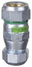 """GEBO 32 mm x 3/4"""" kobling, reduceret, type OR, til PE-rør"""