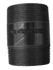 """1.1/2"""" x 80 mm Nippelrør"""