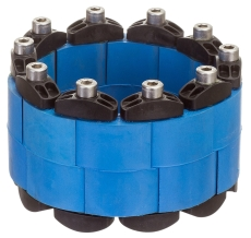 Link Seal® LS-410-B-A4 løst led type EPDM, blå