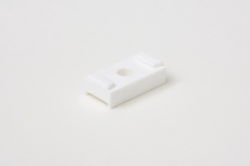 Ø12 mm 2click afstandsstykke - tykkelse 7 mm