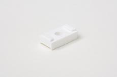 Ø15 mm 2click afstandsstykke - tykkelse 7 mm