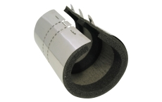 Walraven Brandbøsning MKII til plastrør 52-58 mm