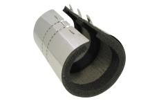Walraven Brandbøsning MKII til plastrør 74-82 mm