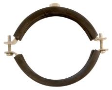 Samontec FRS M10 x 102 - 116 mm rustfri, syrefast rørbøjle