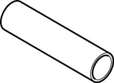 Rør FZ 35 x 1,5 mm L=6 meter Mapress