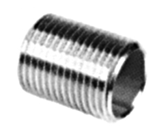 "1/8"" x 15 mm Nippel AISI 316"