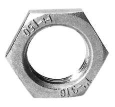 """4"""" Slutmuffe med sekskantet hoved AISI 316"""