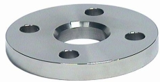 139,7 mm Løsflange AISI 316L DIN 2642 PN10-16