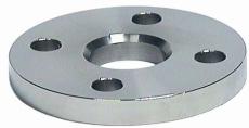 154,0 mm Løsflange AISI 316L DIN 2642 PN10-16