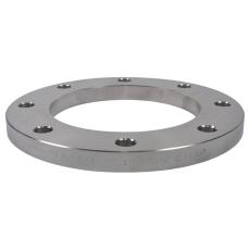610,0 mm Planflange, AISI 316L, DIN 2676, EN1092-1, PN10