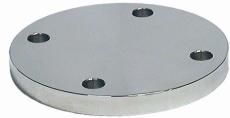 406,4 mm Blindflange, AISI 316L, DIN 2527, EN1092-1, PN10