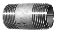 """1/4"""" x 30 mm Nippelrør AISI 316"""