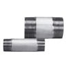 """1.1/2"""" x 80 mm Nippelrør AISI 316"""