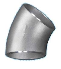 25,0 x 2,0 mm Svejsebøjning 45°