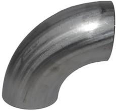 323,9 x 3,0 mm Svejsebøjning