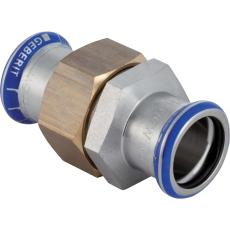 15 mm Forskruning RF muffe/muffe Mapress