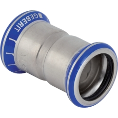 15 mm Muffe RF Mapress