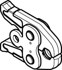 Ø 22 mm [2] Mapress presbakke