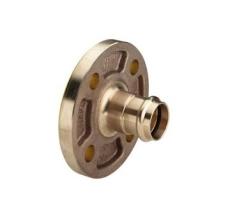 54 mm (DN50) Sanpress flangeovergang