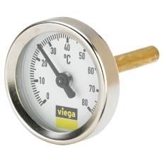 Thermometer rødgods