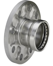 88,9 mm (DN80) Sanpress Inox flangeovergang