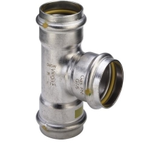 35 mm Sanpress Inox G T-stykke