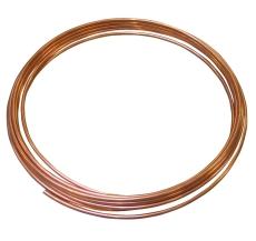 6 mm Bløde kobberrør
