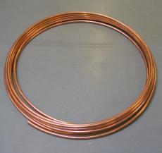 15 mm Bløde kobberrør