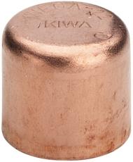 10 mm Loddefittings slutmuffe