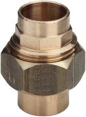54 mm Loddefittings forskruning