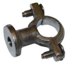 15 mm Forkromet rørbærer