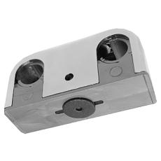Purus rørbærer cc60 forkromet 15-18 mm