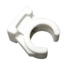 15-16 mm Klemring rørholder enkelt