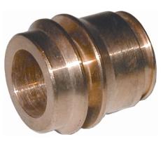 10 x 8 mm Kompression reduktion Til kobberrør.