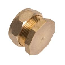 Conex 15mm komp. slutmuffe   godkendt til pex og kobber