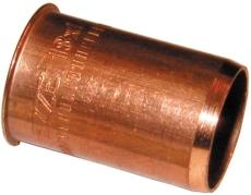 10 mm Støttebøsning til kobber