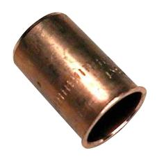 18 mm Støttebøsning til kobber