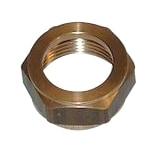 12 mm Kompression omløbermøtrik Til kobberrør.