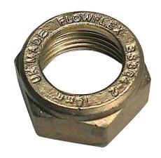 18 mm Kompression omløbermøtrik Til kobberrør.