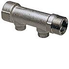 "Uponor Uni-C fordelerrør S 1""MT/FT 2X1/2""MT"