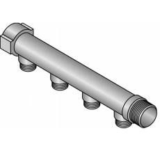 "Uponor Uni-C fordelerrør S 1""MT/FT 3X1/2""MT"
