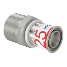 "Uponor S-Press kobling m/nippel 25-R1""MT"