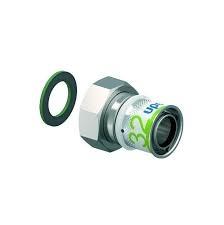 "Uponor S-Press kobling m/omløber 32-G1 1/4""SN"