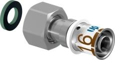 "Uponor S-Press kobling m/omløber 25-G1""SN"